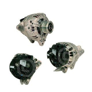 140 Amp Alternator 2006 2013 Audi A3, 2008 2010 TT, 2005 2013 Volkswagen Jetta, 2005 2008 Passat, 2006 2008 GTI, 2010 2012 Golf, 2007 2009 Eos (0 124 525 039,  050,  066,  067,  091,  092)   11134 Automotive