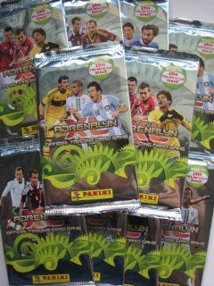 Panini 2014 World Cup Brazil Adrenalyn Soccer Cards 10 Packs