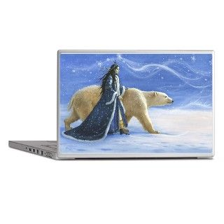 THE SNOW PRINCESS Laptop Skin by Admin_CP7575846