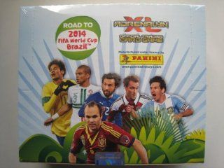 Panini 2014 World Cup Brazil Adrenalyn Soccer Cards Box (24 Packs