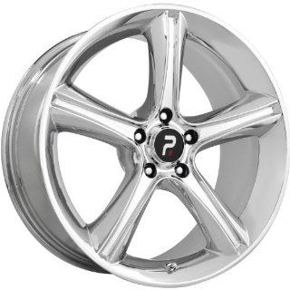 Strada Replicas 109 18 Chrome Wheel / Rim 5x4.5 with a 45mm Offset and a 70.6 Hub Bore. Partnumber 109C 816545 Automotive