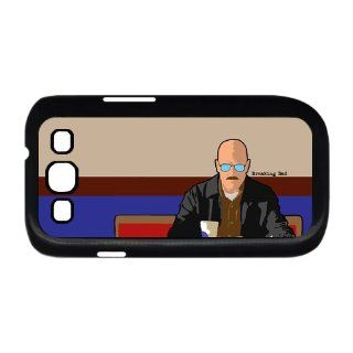 Breaking Bad Samsung Galaxy S3 I9300 Case Personalized Phone Case for Samsung Galaxy S3 I9300 Cell Phones & Accessories