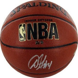 Danny Green Autographed/Hand Signed Indoor/Outdoor Basketball (San Antonio Spurs/UNC Tar Heels)  Ste Sports Collectibles