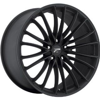 Platinum Monarch 18 Black Wheel / Rim 5x112 with a 42mm Offset and a 73 Hub Bore. Partnumber 417 8844B+42 Automotive