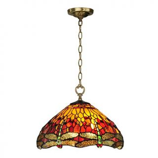 Dale Tiffany Reves Dragonfly Hanging Fixture