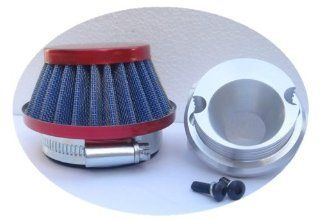 47cc 49cc Red Racing Air Filter Kit Pocket Bike Mini Quad MTA1 MTA2 A4 S4 GPX3 Automotive