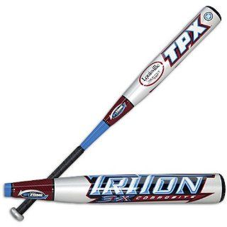 Louisville Slugger TPX Triton CB91T Composite  3 Baseball Bat (33/30) Sports & Outdoors