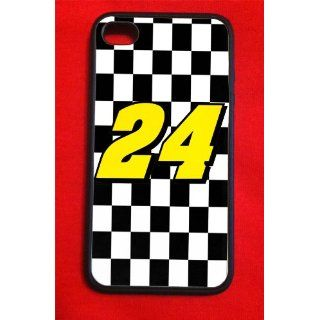Jeff Gordon NASCAR Iphone 4/4S Case Cell Phones & Accessories