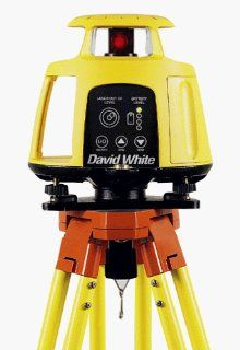 David White AEL 900 1 Visible Beam Compensated Self Leveling Laser