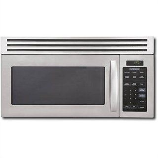 LG Goldstar MV1608ST 1.6 CuFt BOB Over the Range Microwave With Dual Distribution Cooking System Stainless Steel Appliances