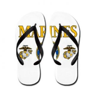 Artsmith, Inc. Kid's Flip Flops (Sandals) Marines United States Marine Corps Seal Clothing