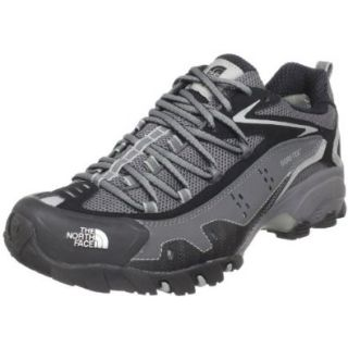 The North Face Men's Ultra 106 GTX XCR Running Shoe,Black/Dark Shadow,12.5 M US Shoes