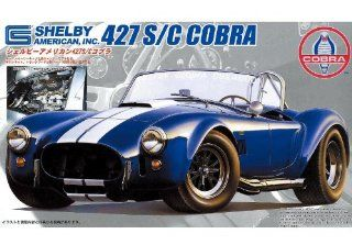 1/24 Shelby Cobra 427SC (Model Car) Fujimi Real Sports Car RS 5 Toys & Games