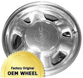GMC,CHEVROLET SIERRA,SILVERADO,SUBURBAN,TAHOE,YUKON,1500 SERIES 16x7 6 SPOKE Factory Oem Wheel Rim  POLISHED   Remanufactured Automotive