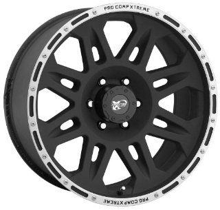 "Pro Comp Alloys 7105 Flat Black Wheel (17x8""/6x5.5"") Automotive"