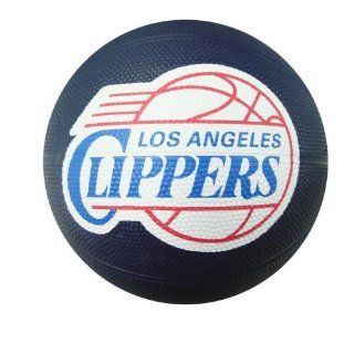Spalding NBA Los Angeles Clippers Primary Rubber Basketball Sport, Fitness, Training, Health, Exercise Gear, Shape UP Sports & Outdoors