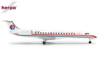 Daron Herpa China Eastern ERJ145 Diecast Aircraft, 1500 Scale Toys & Games