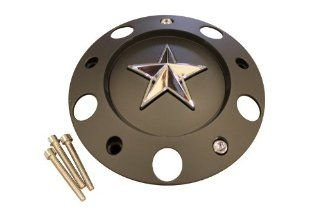 KMC XD Series Rockstar Matte Black Center Cap 371L152 371L152 YB001 FD.09.026 Automotive
