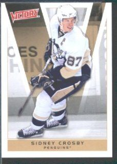 2010/11 Upper Deck Victory Hockey # 152 Sidney Crosby Penguins / NHL Trading Card in a protective screwdown