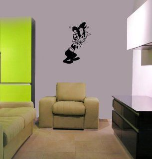 Wall Decor Sticker Mural Decal Baby KID Room Mickey Mouse Universe Goofy 152