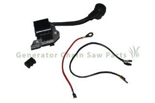Chainsaw STIHL 017 018 MS170 MS180 Engine Motor Ignition Coil Parts (Part number 1130 400 1302) Patio, Lawn & Garden