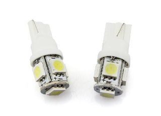 Itemship 20pcs T10 194 168 W5W 5 SMD LED Car Side Wedge Tail Light Lamp Bulb DC 12V Shipping From US