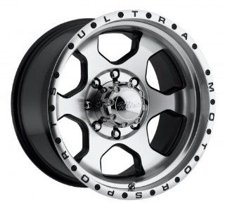 ULTRA   type 175 ultra motorsports rogue   15 Inch Rim x 8   (5x4.75) Offset ( 19) Wheel Finish   Diamond cut with black windows clear Automotive