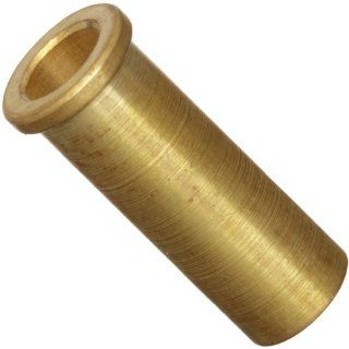 Parker A Lok 3 TIZ .125 B Brass Compression Tube Fitting, Insert, Tube OD x Tube ID