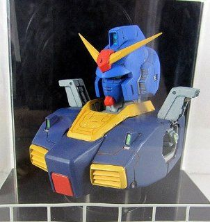 Gundam RX 178 Gundam Mk II Titans Color Head Display 1/60   Banpresto Japan 2006