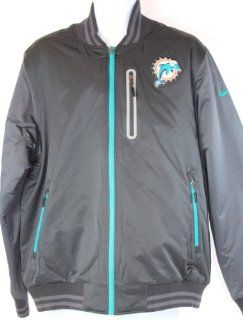 Nike Defender (NFL Miami Dolphins) Men's Reversible Jacket (2XL) Ret. $175 Sports & Outdoors