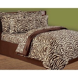 Scent Sation Wild Life Animal Print Sheet Set   Bed Sheets