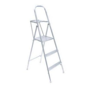 Werner Aluminum Project Step Ladder   Ladders and Scaffolding