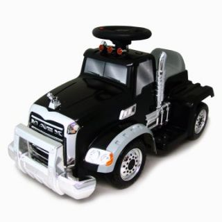 New Star Mack Truck Battery Operated Riding Toy   Battery Powered Riding Toys