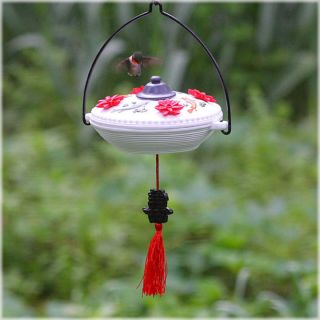 Avant Garden Imperial Hummingbird Feeder   Bird Feeders