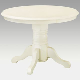 Home Styles Carlton Round Pedestal Dining Table   Dining Tables