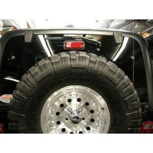 2005 2012 Jeep Wrangler (JK) Third Brake Light   Rampage, LED, Direct fit, DOT, SAE compliant