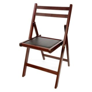Cosco Wood Slat Folding Chair   Dining Chairs
