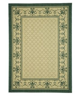 Safavieh Courtyard CY0901 Area Rug Natural/Green   Area Rugs