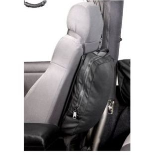 Rugged Ridge Jeep Seat Back Mounted Trail Bag