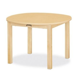 Jonti Craft Multi purpose Round Table   Activity Tables