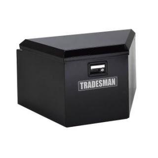 Tradesman Steel Trailer Tongue Box   Truck Tool Boxes