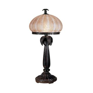 Dale Tiffany Musetta Amber Table Lamp   Tiffany Table Lamps