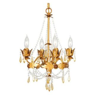 Livex Athena 8184 Mini Chandelier   13W in.   Chandeliers