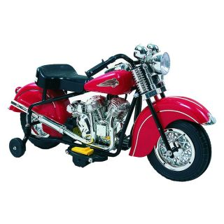 Kalee Warrior Motorcycle 6 Volt Riding Toy   Battery Powered Riding Toys
