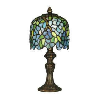 Dale Tiffany Wisteria Accent Lamp   Tiffany Table Lamps