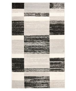 Safavieh Retro RET2692 Area Rug   Black / Light Gray   Area Rugs