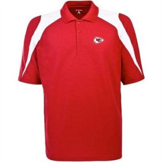 Antigua Kansas City Chiefs Innovate Polo
