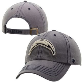 47 Brand San Diego Chargers Palmetto Adjustable Hat   Navy Blue