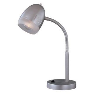 Lite Source Sanka Gooseneck Desk Lamp   Desk Lamps