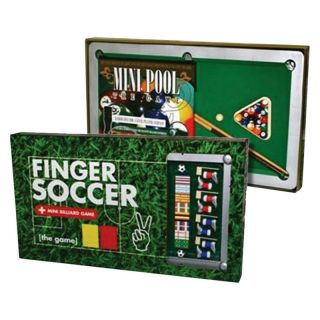 CHH 31 in. 2 in 1 Pool and Finger Soccer Multi Game Table   Other Rec Room Games